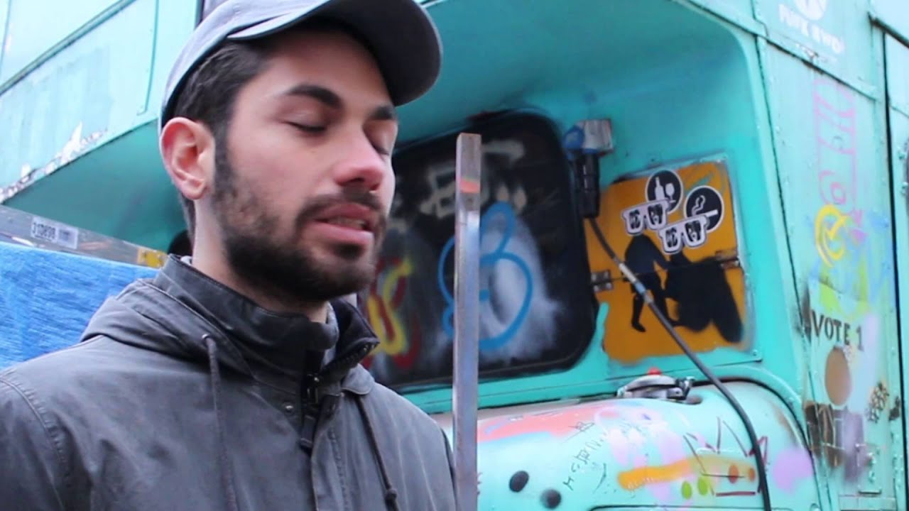 Alternative London Street Art Tour Youtube