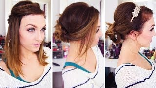 Three *2nd Day* Hairstyles Thumbnail