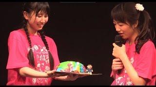 2016年5月24日に行われた大和明桜生誕イベント「とりあえず祝の1曲打ち...