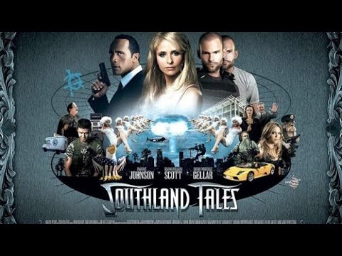 J'adore SOUTHLAND TALES de Richard Kelly (Musique de Black Rebel Motorcycle Club)