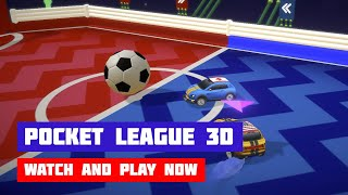 Pocket League 3D · Game · Gameplay