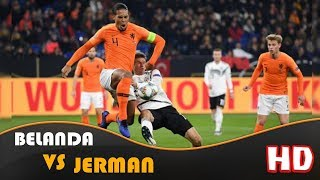 Download Video Highlight and Goall || Belanda vs Jerman 2 - 3 Hasil Bola Tadi Malam 2019 MP3 3GP MP4