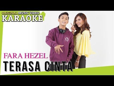 Free Download Fara Hezel Ft. Aiman Tino - Terasa Cinta (karaoke - Minus One) Mp3 dan Mp4
