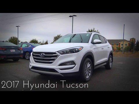 2017 Hyundai Tucson Eco 1.6 L Turbo 4-Cylinder Review