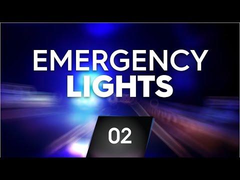 #2: Emergency Lights on Dashcam [Europe]