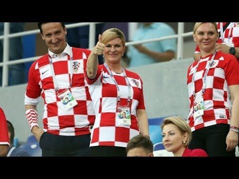 حقائق عن زعيمة كرواتيا... أشهر مشجعة في مونديال روسيا