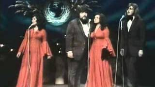 California Sunday Morning - BROTHERHOOD OF MAN (UNICEF show)