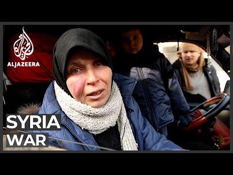 Syria's war: Fighting intensifies in bid to recapture Idlib