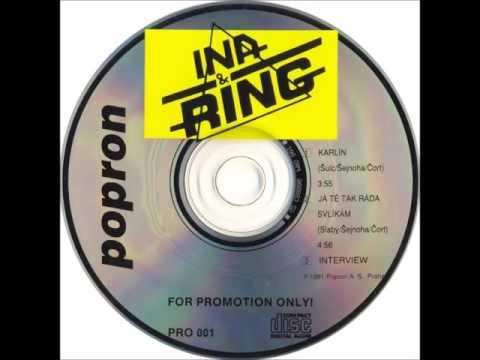 Ina & Ring - Já tě tak ráda svlíkám 1991 CD Records