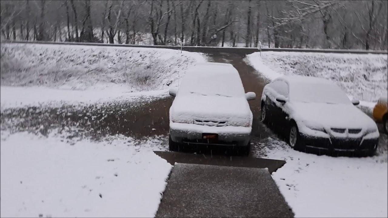 Surprise Snow--Update @ heavy metal customs