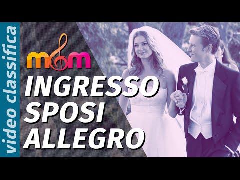 Musica per matrimonio: Top 3 Canzoni INGRESSO SPOSI DIVERTENTE