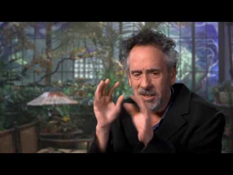 Miss Peregrine's Home for Peculiar Children: Director Tim Burton On Set Interview