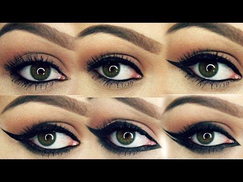 6 Easy Eyeliner Techniques