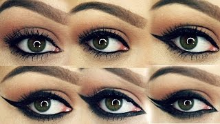 6 Easy Eyeliner Techniques! thumbnail