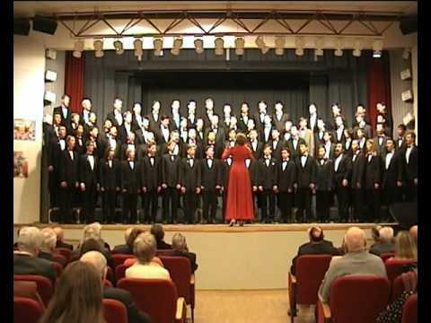 Мужской хор МИФИ: «Мальчики нашего народа» (Soviet WW2 Songs Medley)