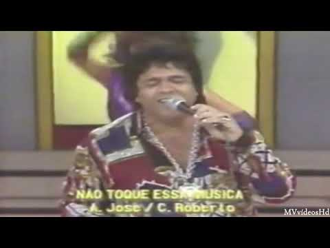 CÉLIO ROBERTO - NÃO TOQUE ESSA MÚSICA (CLUBE DO BOLINHA)