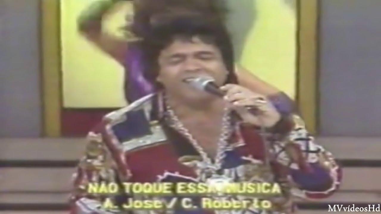Celio Roberto Nao Toque Essa Musica Clube Do Bolinha Youtube