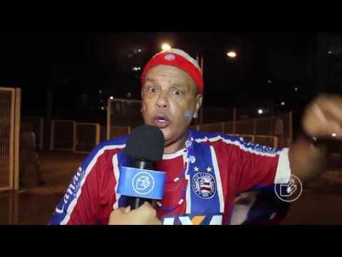 A Voz da Arquibancada - Bahia x Vice da Conquista (Campeonato Baiano - 07/02/2018)