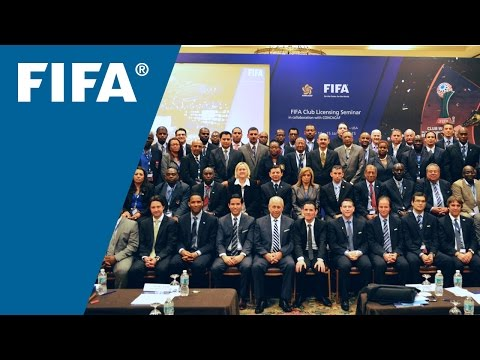 FIFA Club Licensing Programme takes shape