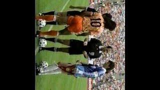 ソ連vsオランダ '88欧州選手権 決勝