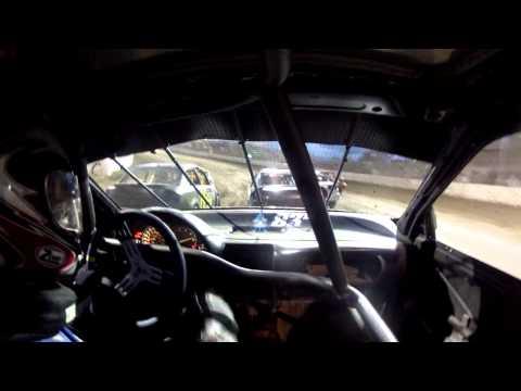 I-55 Raceway Pevely, MO Pro 4 Heat Race 6-21-14