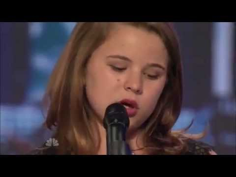 Anna Christine  House Of the Rising Sun  Americas Got Talent 8
