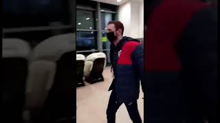 Овчинников vs фанаты ЦСКА