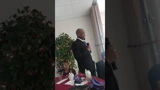 LA's speech at Lynette and Donovan's wedding