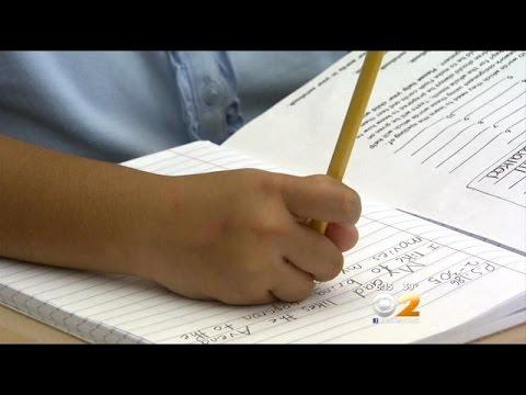 Manhattan School Rolls Out New Plan For Homework