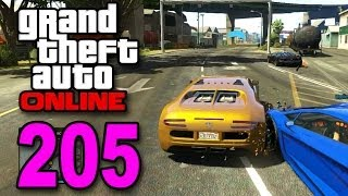 grand theft auto 5 multiplayer part 205 troll track gta online let s play