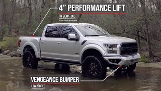 The Best Lifted Ford Raptor?