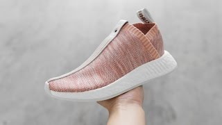 HOW THE ADIDAS NMD CITY SOCK 2 FITS + KITH X NAKED COLLAB