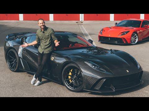 1of1 full exposed CARBON Novitec Ferrari 812 N-Largo / #8 The Supercar Diaries
