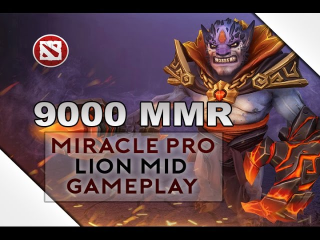 Miracle Pro Lion Mid Gameplay