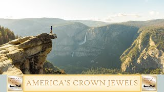 America's National Parks Collection: Yellowstone, Yosemite, Grand Canyon