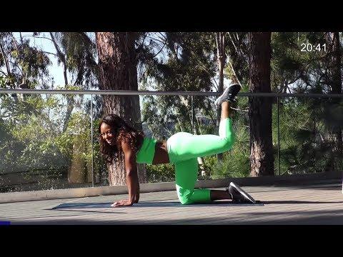 Butt Workout for Women: Buttocks Workout No Equipment: At Home Butt Exercises