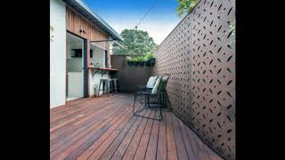 Unique Privacy Fence Ideas For Beautiful Home, Best Shielded Backyard Designs For Beautiful Home #8