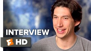 Midnight Special Interview - Adam Driver (2016) - Sci-Fi Movie HD