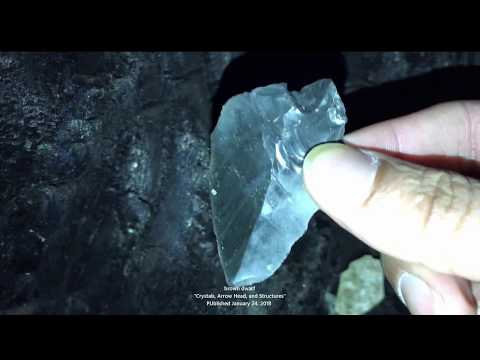 "Bigfoot Anthropologist's Analysis of brown dwarf's ""Crystals, Arrow Head and Structures"""