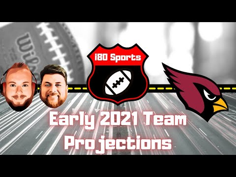 Early 2021 NFL Projections- Arizona Cardinals