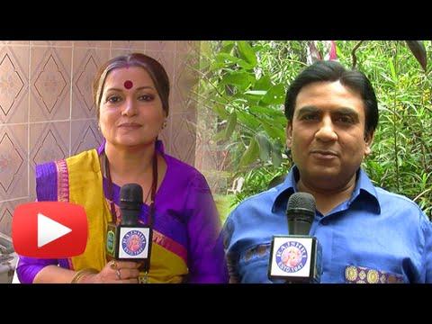 Dilip Joshi, Himani Shivpuri Reminisce Hum Aapke Hain Koun   EXCLUSIVE   #20YearsOfHAHK