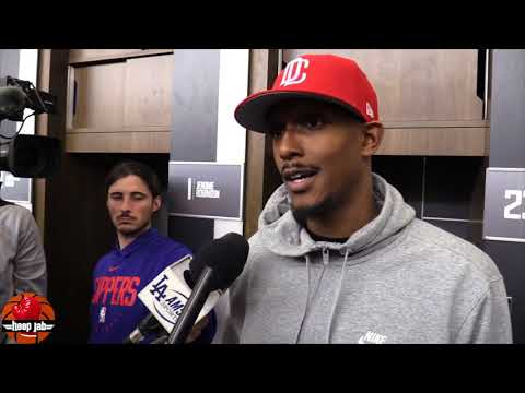 Lou Williams Shows Love To Brandon Ingram After 49 Point Game. HoopJab NBA