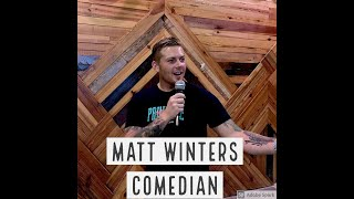 5 min PG13 standup set by Matt…
