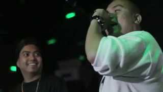 Repeat youtube video Pasipsip Naman - Abaddon & Third Flo' Live Performance @ Prime Superclub
