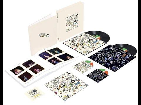 Led Zeppelin III Super Deluxe Unboxing