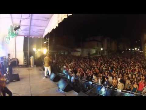 Gappy Ranks - Live In Bilbao @ TXAPELREGGAE 2015