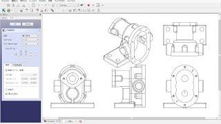 Freecad The Drawings In 2d And 3d