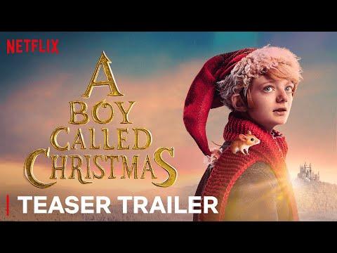 A Boy Called Christmas | Maggie Smith, Henry Lawfull, Kristen Wiig | Teaser Trailer | Netflix
