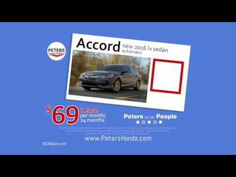 New Honda Accord Lease Deals Nashua New Hampshire
