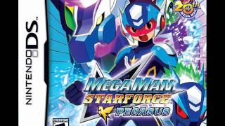 MegaMan StarForce: Deep Space Theme (extended)